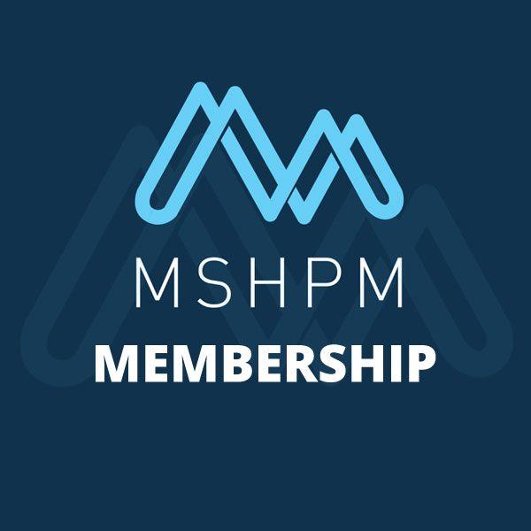 mshpm membership icon