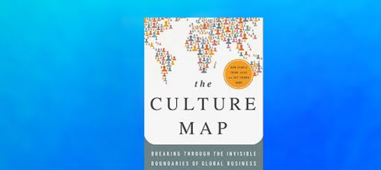 the culture map book cover by erin meyer